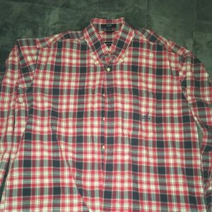 Nautica long sleeve button down